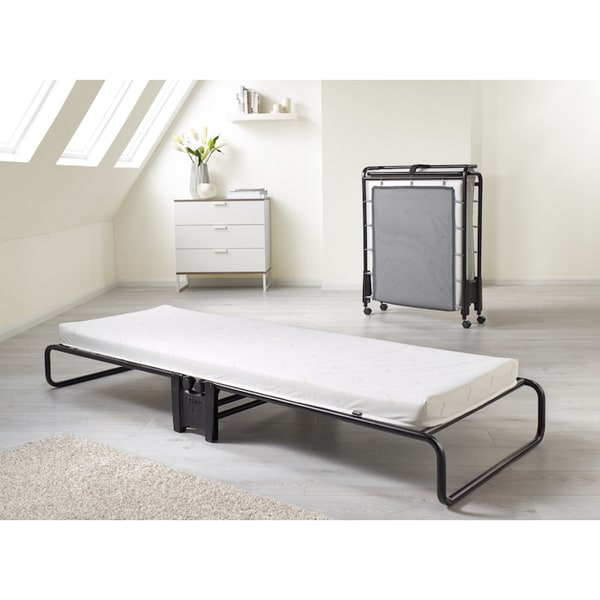 Jay Be Smart Folding Bed With Airflow Mattress 18115554 Overstock Com Shopping Great Deals