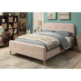 Platform Bed Full Beds Overstock Shopping Comfort In