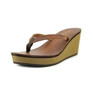 Brown Wedges Overstock Com Shopping The Best Prices Online