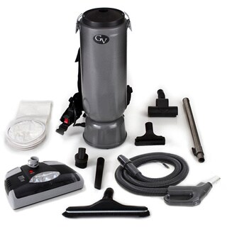 Gv 6 Quart Sealed Hepa Backpack Vacuum With Professional