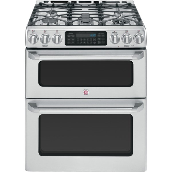 Ge Cafe Series Cgs990setss 30 Inch Slide In Double Oven