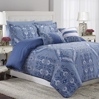 City Scene Arianna Duvet Cover Set 17666712 Overstock