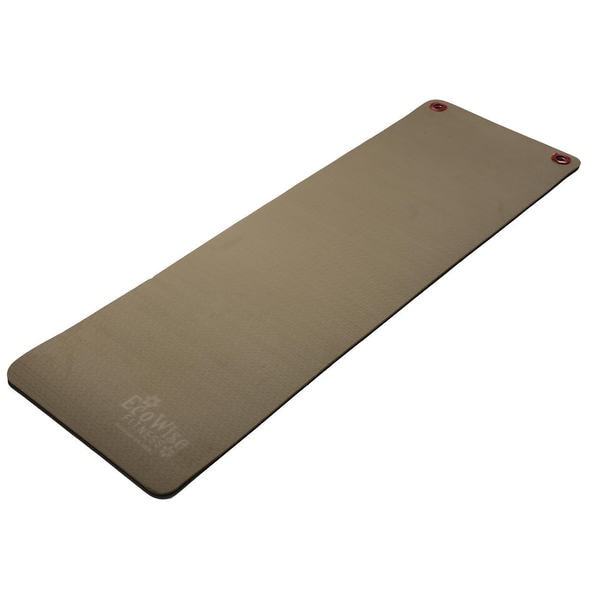 Workout Mat 5 Below: EcoWise Elite 0.5-inch Workout Mat With Eyelets