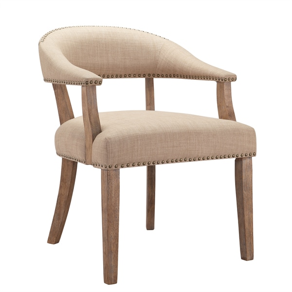 Madison Park Brax Arm Dining Chair Set Of 2 18195297