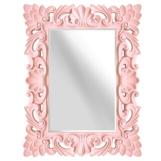 Stratton Home Decor Elegant Ornate Wall Mirror 18115771