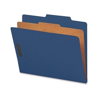 Nature Saver Colored Classification Folder - (10/Box)