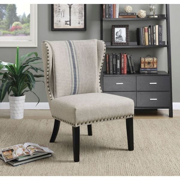 Carmine Accent Chair 18336288 Overstock Com Shopping
