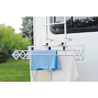 Compact Smart Dryer : Expandable Indoor/Outdoor Drying Rack