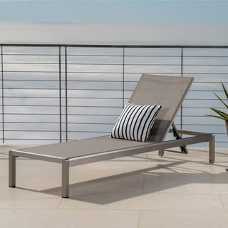 Christopher Knight Home Kauai Outdoor Chaise Lounge Set