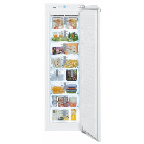1 Cubic Foot Refrigerator Liebherr 24 Inch Wide Fully Integrated Freezer - HF 861 ...