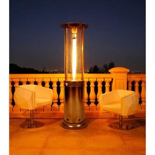Natural Gas Patio Heater 12288076 Overstock Com