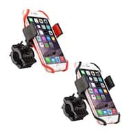 INSTEN Universal Ram Mounts Motorcycle Bicycle Smartphone Holder with Secure Grip