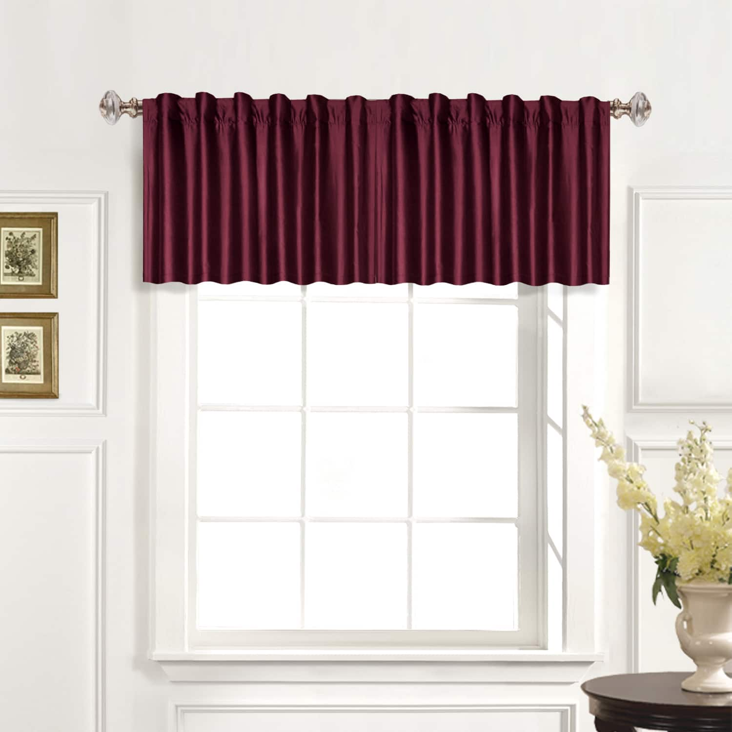 Valances For Less Overstock