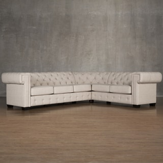Moser Bay Furniture Garcia Collection Linen And Wood 5