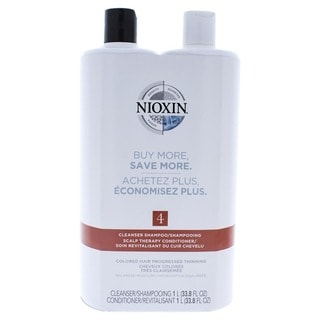 Nioxin System 3 Thinning Hair 3 Piece Kit For Chemically