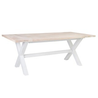 Farmhouse Dining Room Tables Overstock Com