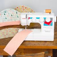Janome MOD-19 Easy-to-Use Automatic Needle Threader Sewing Machine