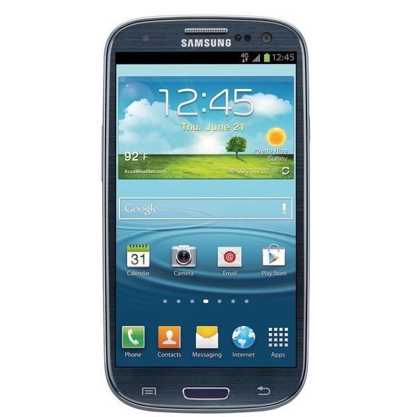 Samsung Galaxy S3 I747 16GB Blue 4G LTE AT&T Unlocked GSM