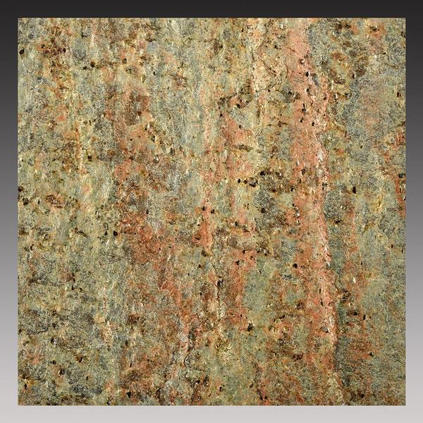 Peel And Stick Natural Stone Backsplash Tiles 6 Quot X6 Quot Copper