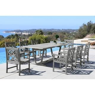 Cannes Woven Dining Set By Rst Brands 17201475
