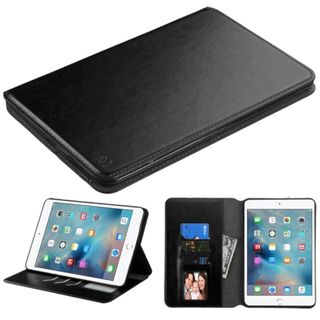 Insten Leather Case Cover with Stand/ Wallet Flap Pouch/ Photo Display for Apple iPad Mini 4