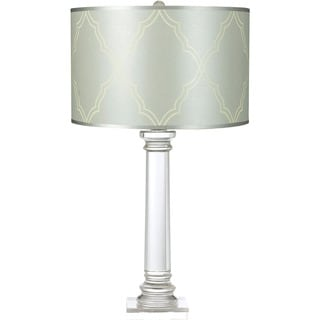 Myriam Square Crystal Table Lamp 13070037 Overstock