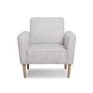 Murano Navy Accent Chair 17248136 Overstock Com