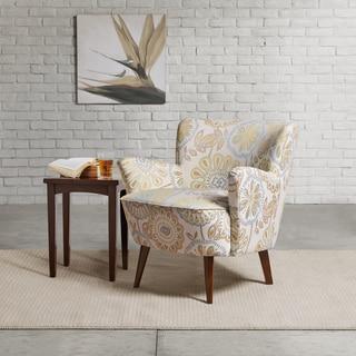 Flower Power Accent Chair 17365026 Overstock Com