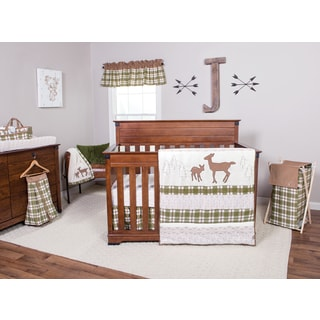 Trend Lab Medallions 5 Piece Crib Bedding Set 15339823