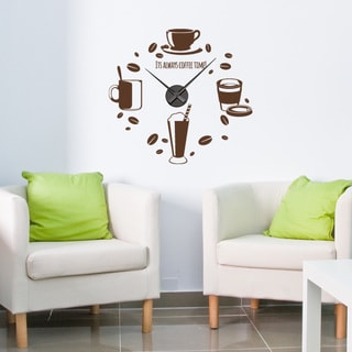 Coffee Cup Chalkboard Peel Amp Stick Wall Decals 16707194