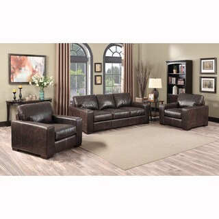 Astounding 9Cheap Maxweld Premium Distressed Brown Top Grain Leather Short Links Chair Design For Home Short Linksinfo