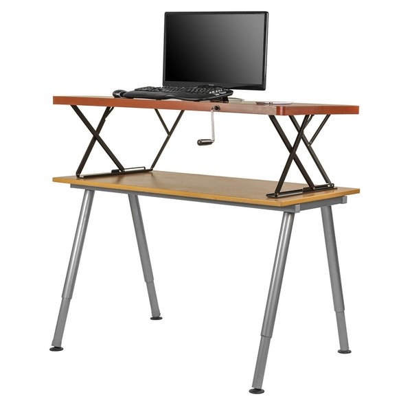 Images Of Adjule Table Top Desk Height