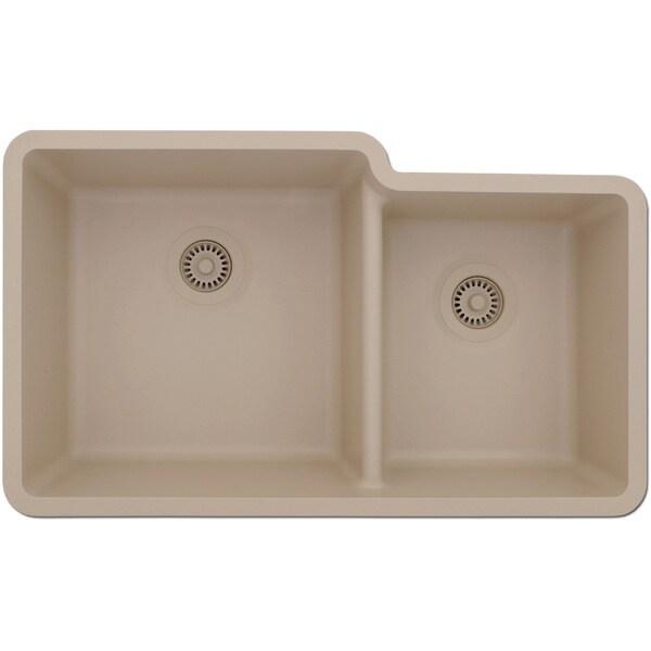 Lexicon Platinum Quartz Composite Kitchen Sink