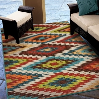 Outdoor Area Rugs Overstock Com Buy Round Oval Square