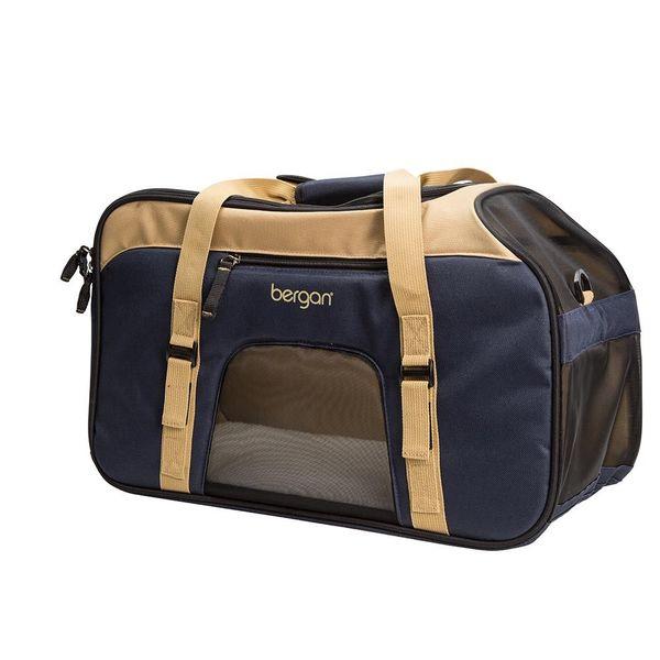 Bergan Pet Large 19 Inch Top Opening Comfort Carrier