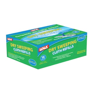 Swiffer Dry Refill System Cloth White Box Of 32