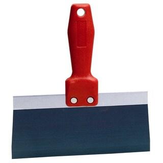 """Walboard 88-001/EK-06 6"""" Blue EK Taping Knife With Steel Blade"""