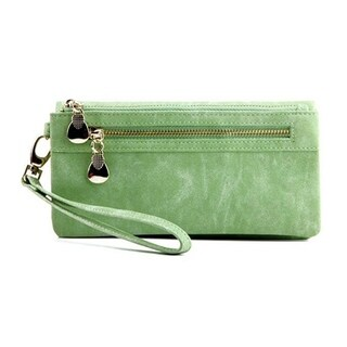 Womens Wristlet Cell Phone Wallet