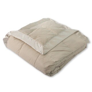 Cambric Cotton Hypoallergenic Down Blanket