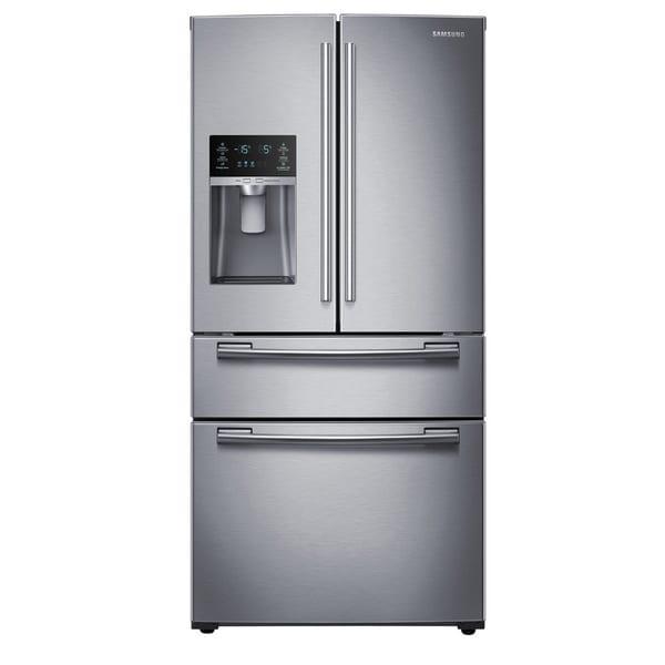 36 Refrigerator Counter Depth Samsung 33 Inch French Door Refrigerator - 18597227 ...
