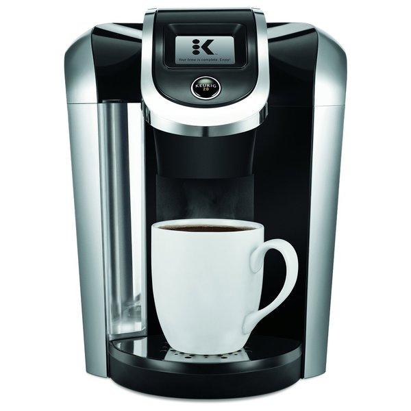 Keurig K475 Coffee Maker - Black - 18620515 - Overstock ...