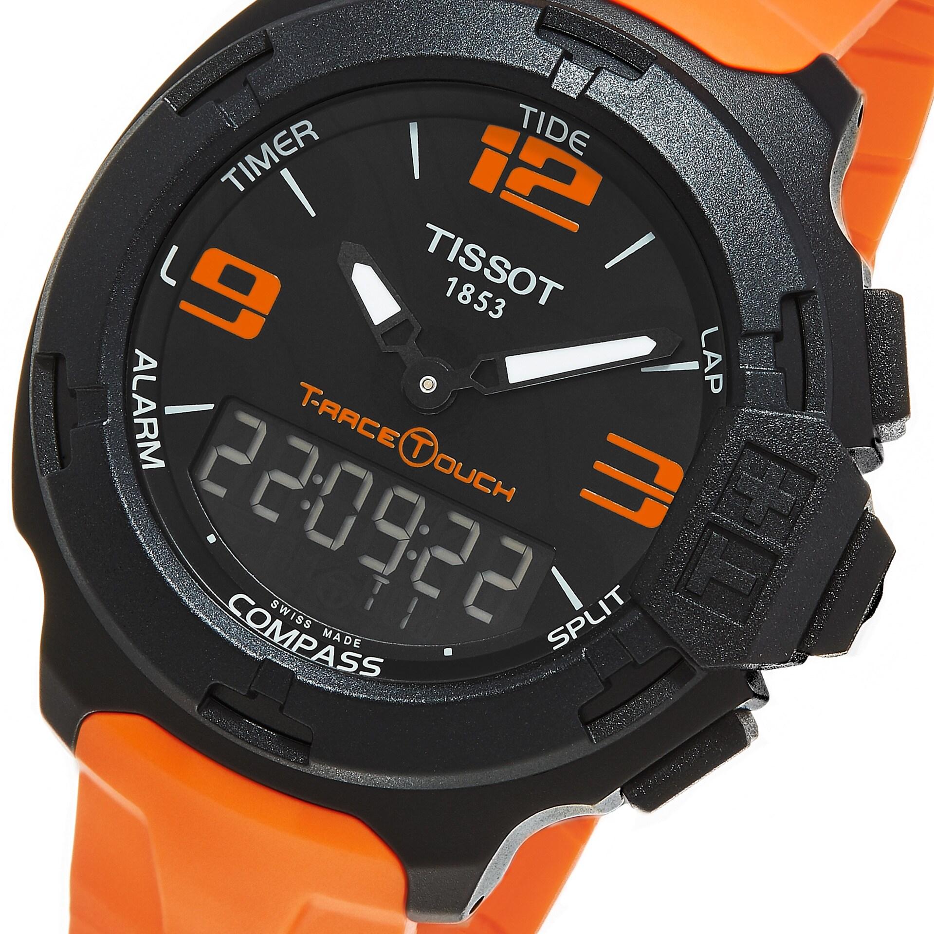 New Watch Tissot Men S T081 420 97 057 02 T Race Touch