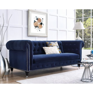 Blue Sofas Couches Amp Loveseats Overstock Com