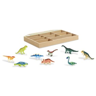 Melissa Amp Doug Fold And Go Stable Set With Four Plastic