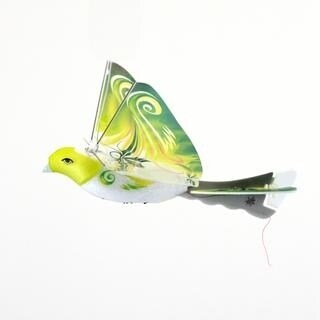 Mukikim eBird Green Parrot - 2.4GHz award winning flying bird