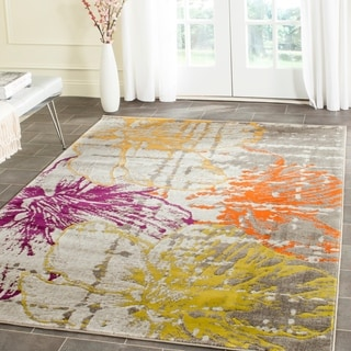 Nuloom Modern Abstract Painting Multi Rug 9 X 12