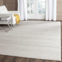 Safavieh Adirondack Vintage Ombre Ivory / Silver Large Area Rug - 10' x 14'
