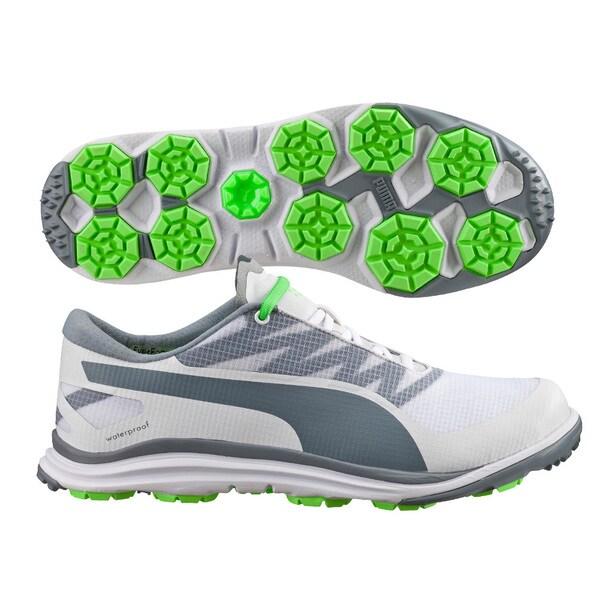 Puma Biodrive Golf Shoes   White