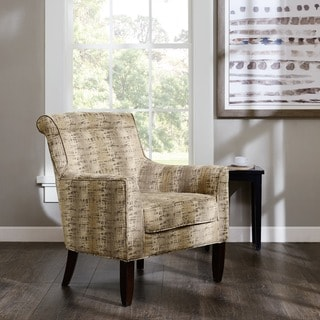 Madison Park Lucy High Back Wing Chair Blue 17880210