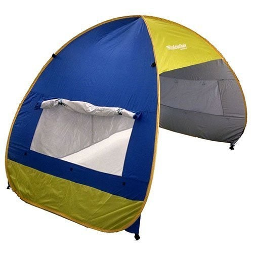 Easygo Sun Shade Instant Pop Up Family Beach Umbrella Tent